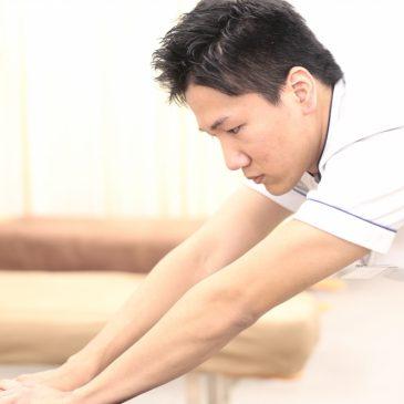 筋肉のバランス調整