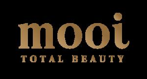 美容鍼灸 mooi TOTAL BEAUTY ロゴ